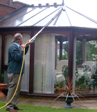 H & G Promotions:  Window and Conservatory Cleaning, UK Gardening Exhibitions.